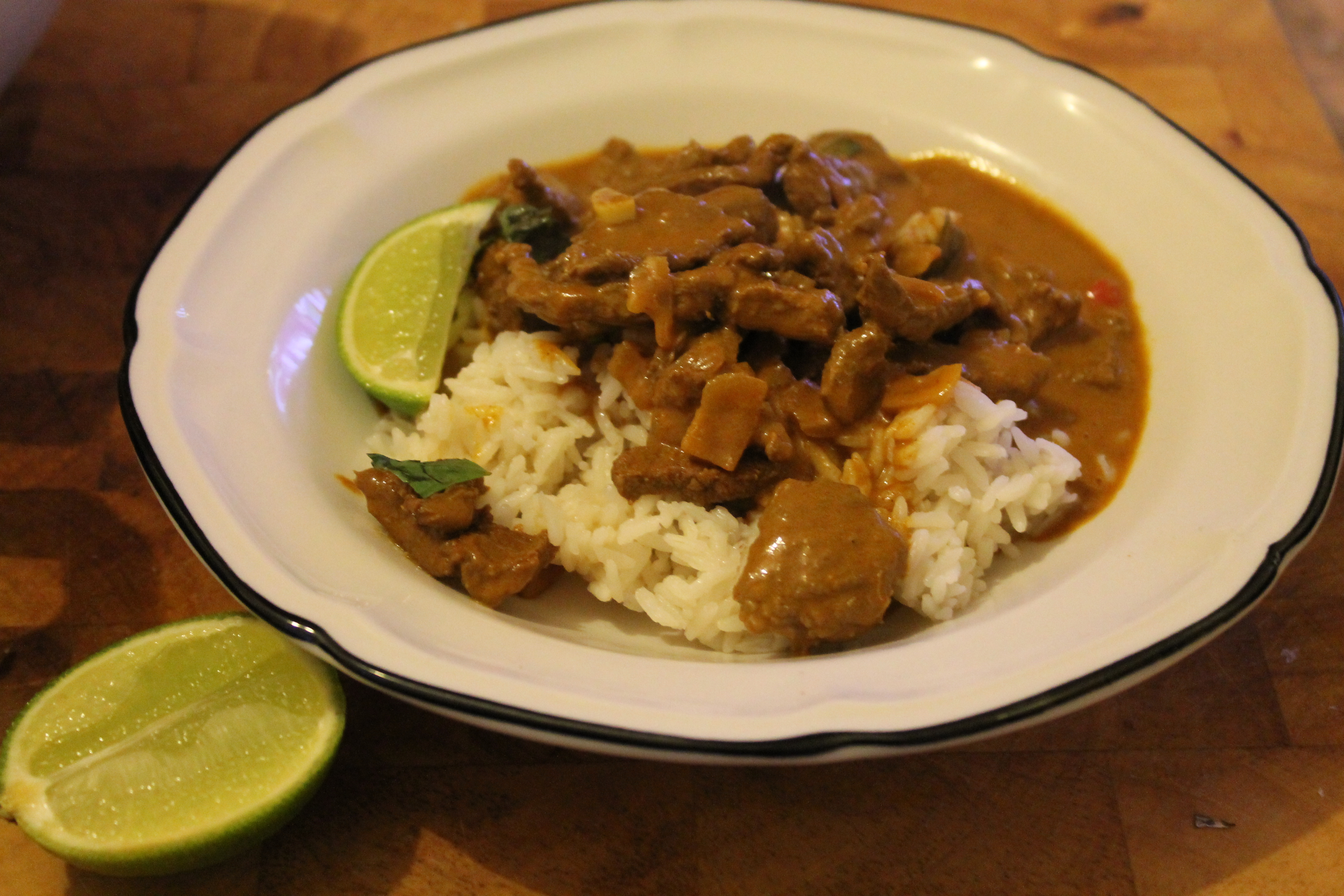 Beef penang curry what to have for dinner tonight for Hamburger dinner ideas for tonight