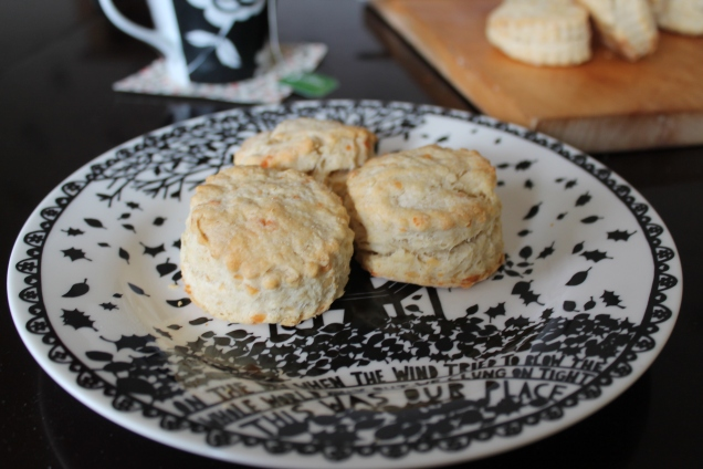 Cheese Scones (1)