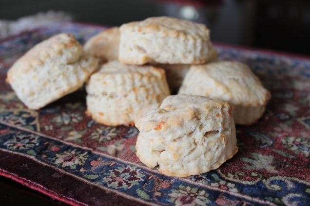 Cheese Scones (2)
