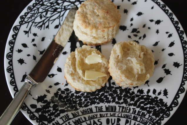 Cheese Scones (3)