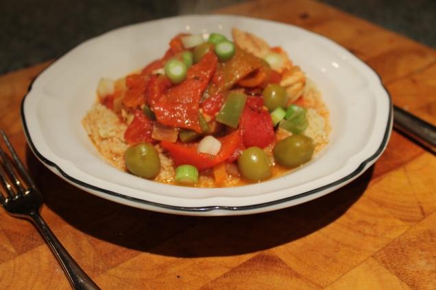 Mediterranean Chicken Casserole (1)