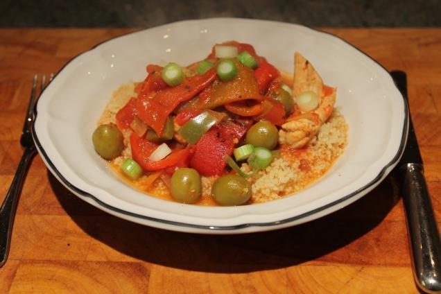 Mediterranean Chicken Casserole (2)