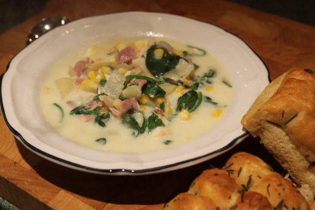 Smoked Fish Chowder (1)