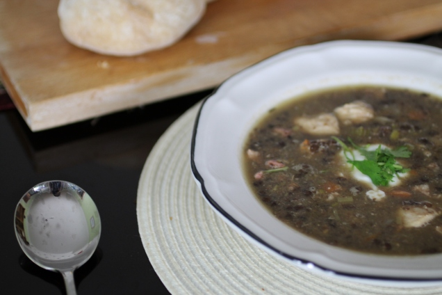 Chicken and Lentil Soup (1)