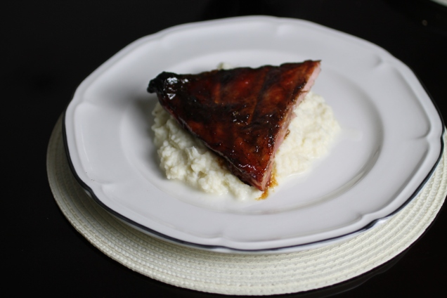 Sticky Ribs with Cauliflower Mash (3)