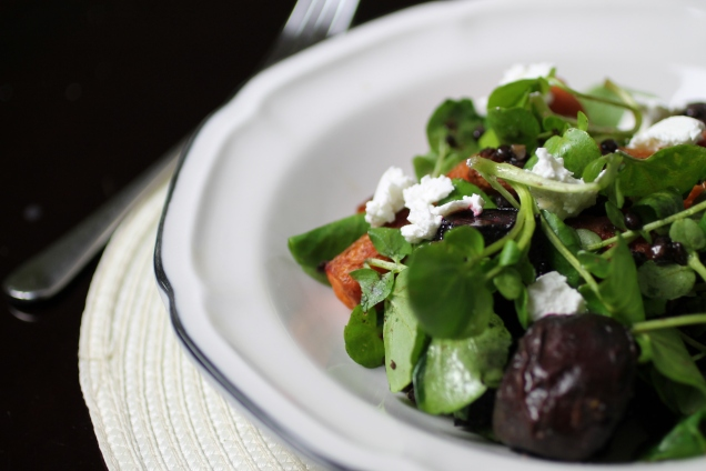 Carrot, Beetroot and Watercress Salad (1)