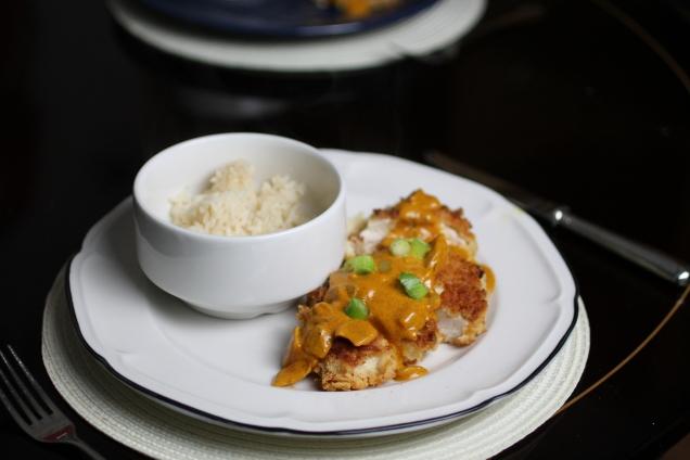 Chicken Katsu Curry (1)
